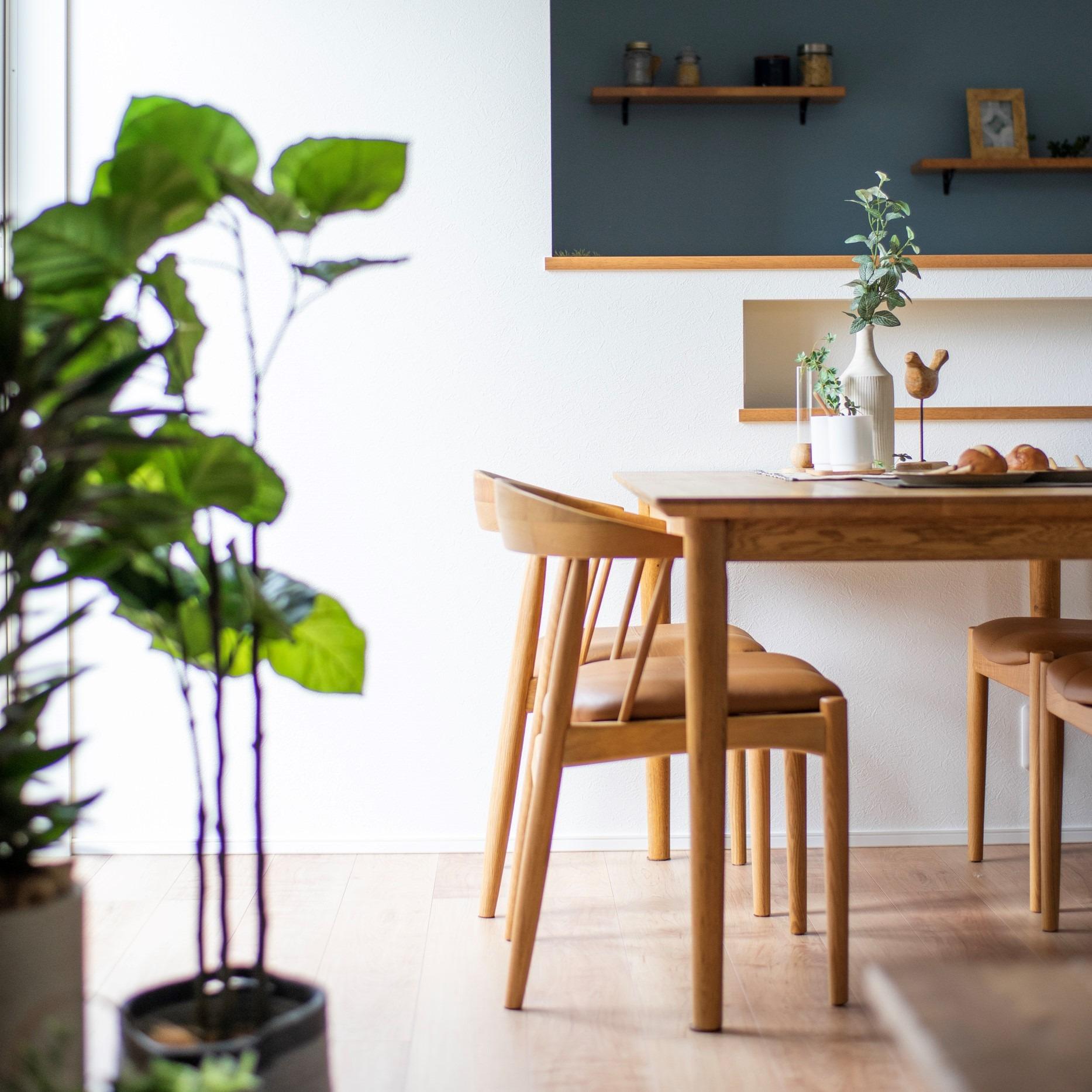 かわいい北欧カフェ風の家